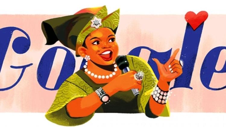 Google celebrated Nigeria's Lady of Songs, Akwa Ibom State-born Christy Essien-Igbokwe on her 58th posthumous birthday