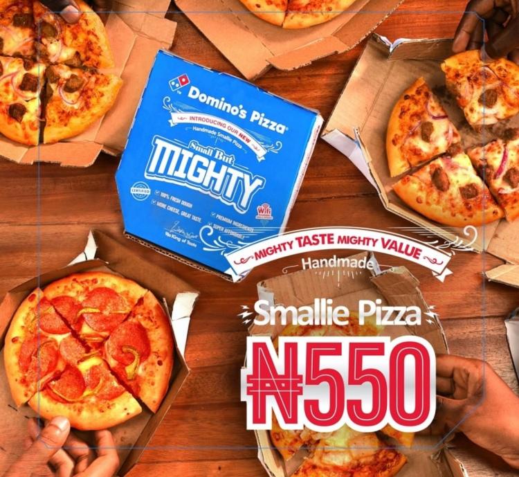 Dominos Nigeria Pizza