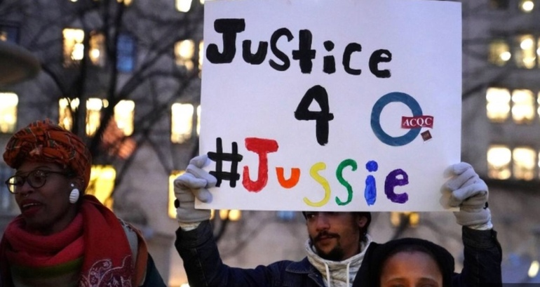 Justice for Jussie Smollett