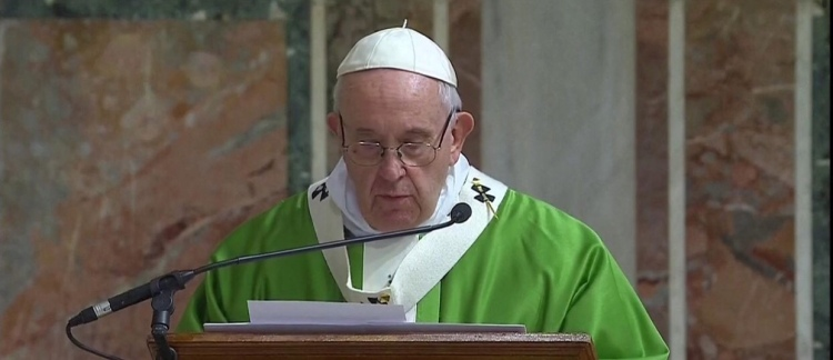 Pope Francis Latest News