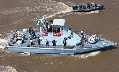 Nigerian Navy in Port Harcourt