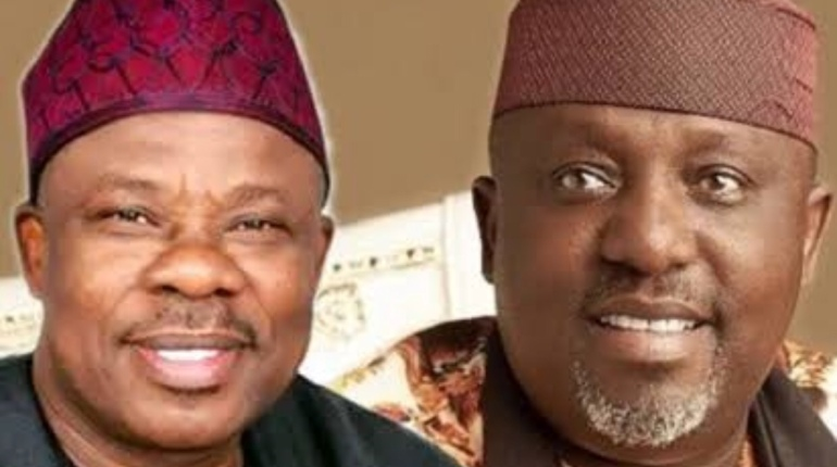Why Apc suspended Amosun and okorocha