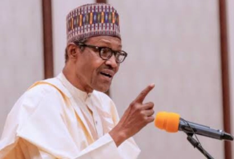 President Buhari, I won't disappoint women and youths
