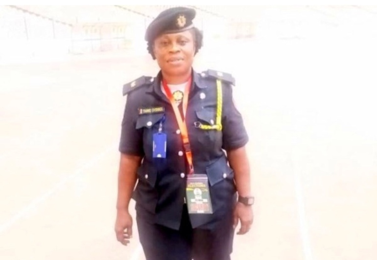 My life as a woman firefighter in Nigeria (Interview)