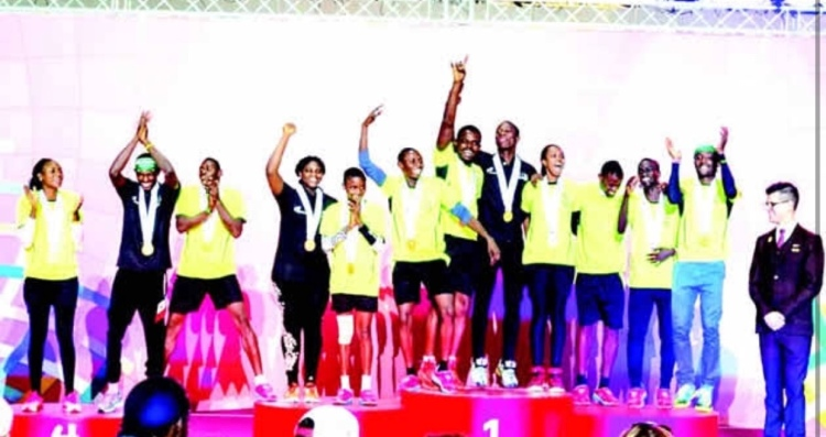 Special Olympics Nigeria hosts victorious athletes