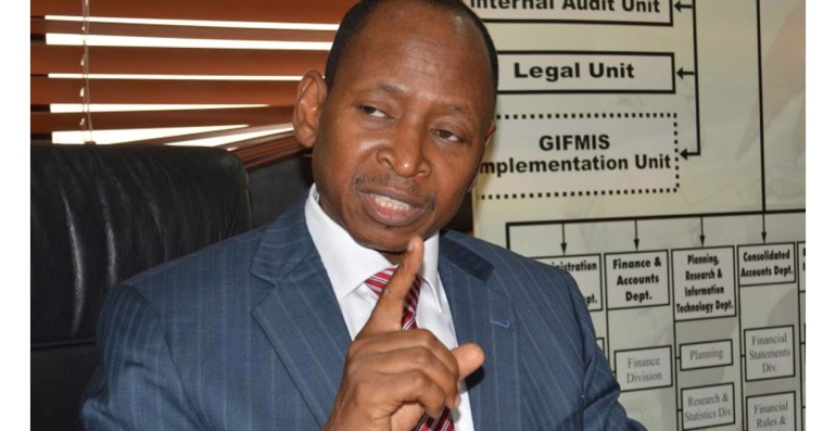 The Accountant-General of the Federation (AGF), Mr Ahmed Idris