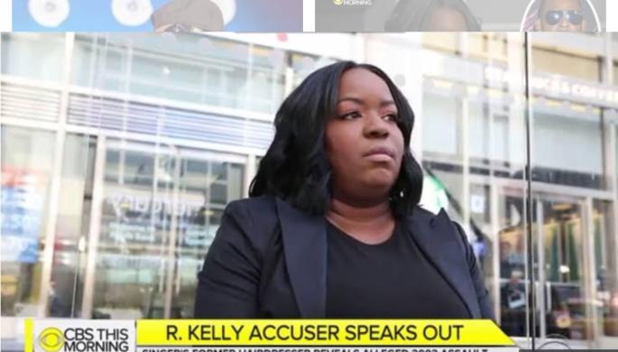 R. Kelly's Hair Stylist Breaks Silence on Alleged Assault