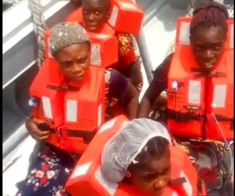 Navy rescues 2 - month old baby from drowning in Rivers