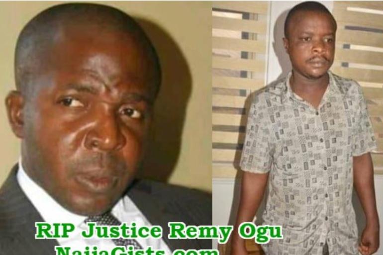 Justice Remy Ogu