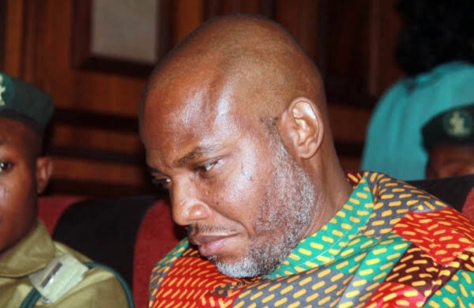 Nnamdi Kanu cannot be Arrested