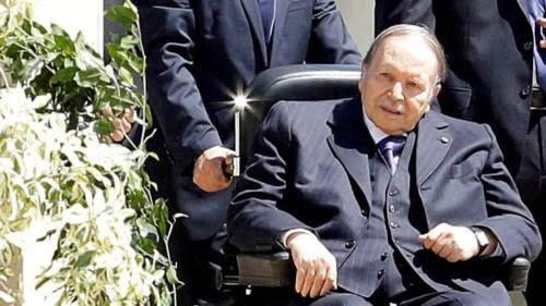 Algeria's President has Resigned