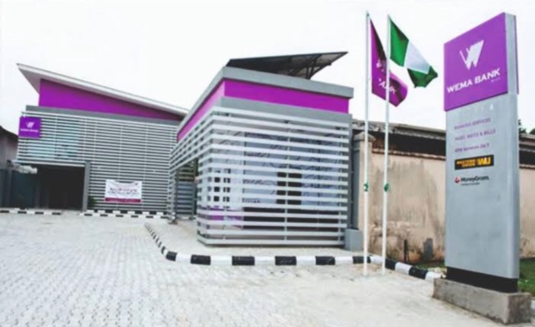 Wema Bank Plc on Friday laid off over 1,000 staff on its payroll.