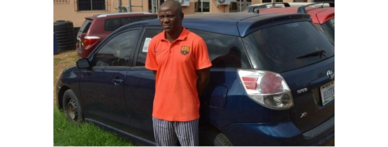 Efcc Arrest Man for conspiracy