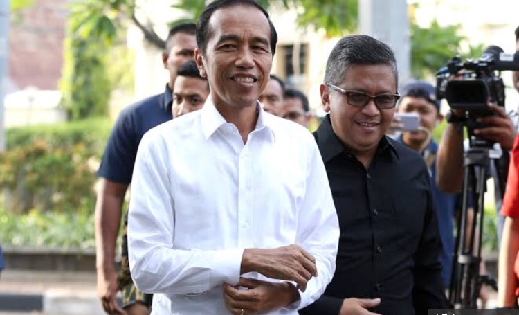 Indonesia's Widodo declares victory in presidential election