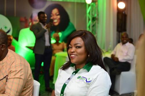 Funke Akindele bags major endorsement deal