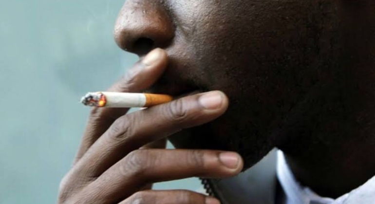 Tobacco smoking major cause of lung cancer