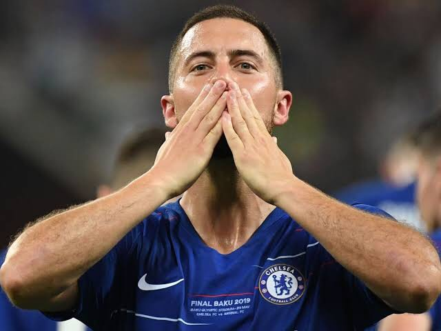 Eden Hazard Ready to Join Real Madrid