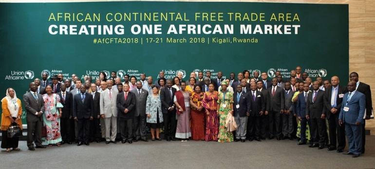 AfCFTA: African leaders set to sign landmark trade deal at AU Summit