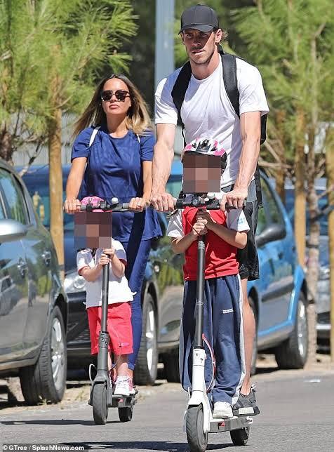 Gareth Bale Secretly marries his childhood sweetheart
