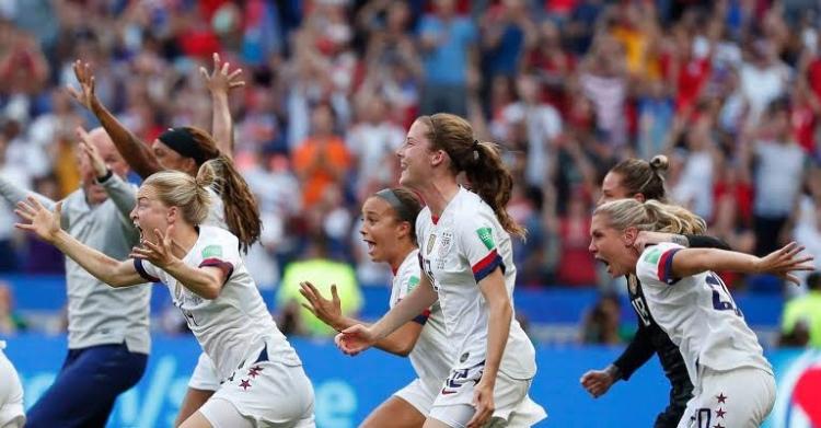 usa wins world cup women