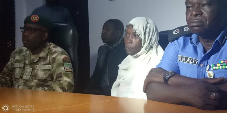 NYSC member abducted by Boko Haram in January regains freedom