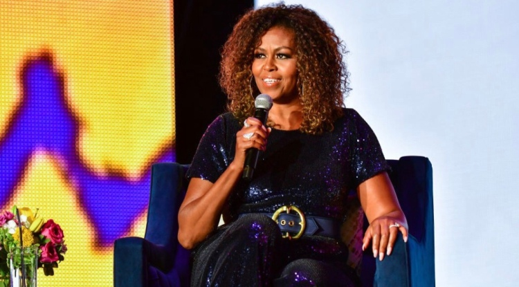 Michelle Obama talks about marriage