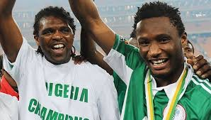 Mikel Obi AFCON