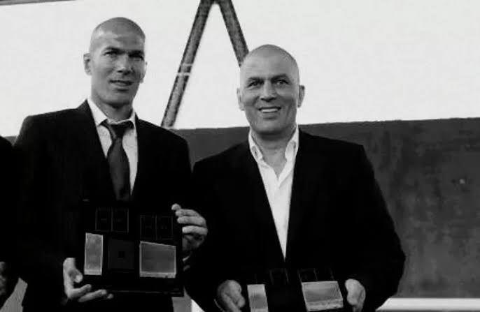Zidane's brother Farid has passed away