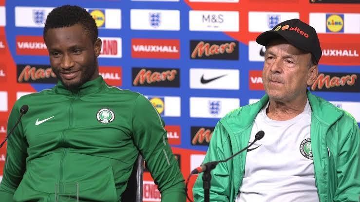 Super Eagles loses to Algeria