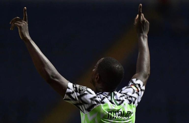 Super Eagles wins Tunisia In AFCON