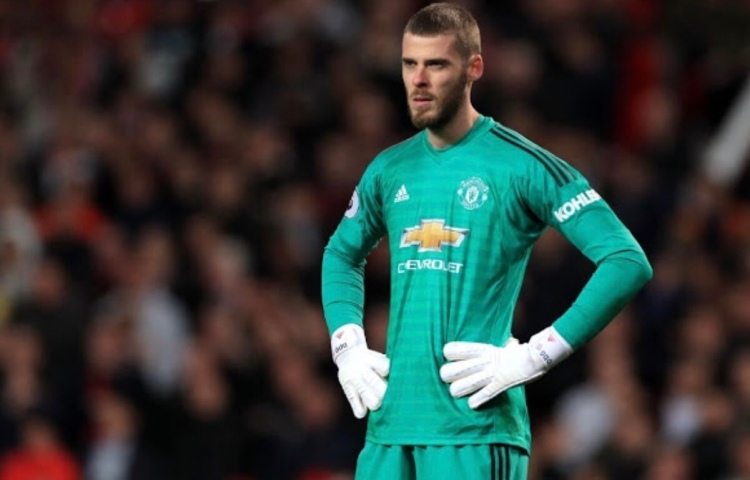 David De Gea agrees six-year Manchester United contract