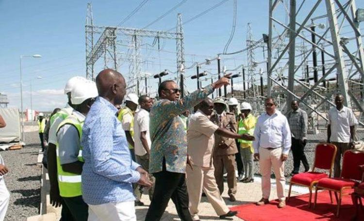 Kenya Wind Farm