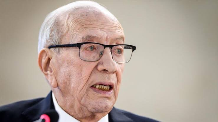 Tunisia's President Beji Caid Essebsi Has Died
