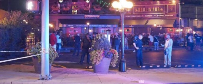 mass shooting in Dayton, Ohio