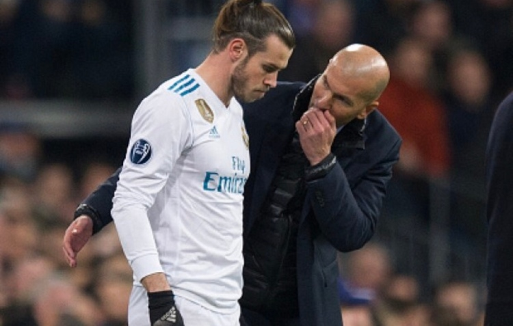 Zidane takes a U-turn, says he is counting on Bale at Real Madrid