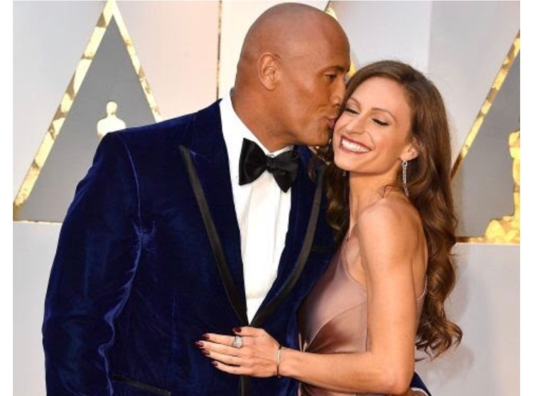 The Rock Gets Married In Surprise Hawaiian Wedding To Wife Lauren After 12 Years Together