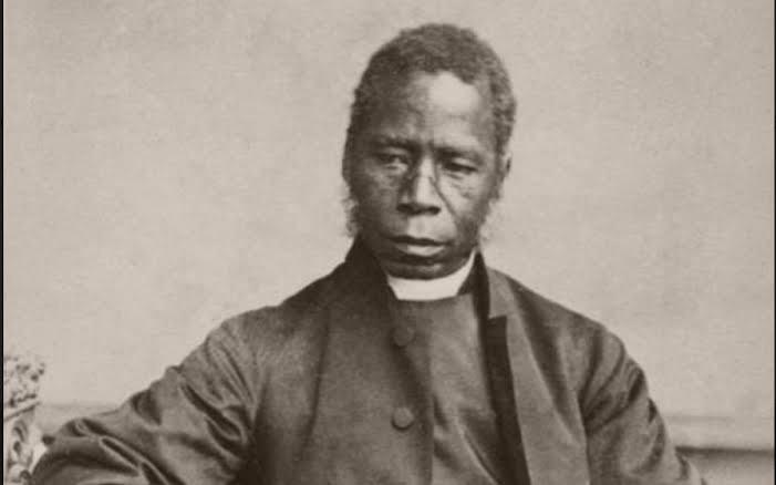 Bishop Ajayi Crowther.