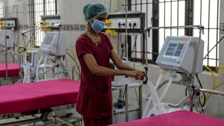 Coronavirus  India Report
